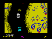 Spy Hunter ZX Spectrum 40