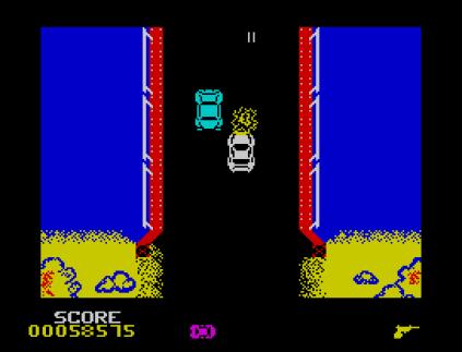 Spy Hunter ZX Spectrum 42