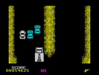 Spy Hunter ZX Spectrum 44