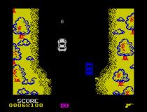 Spy Hunter ZX Spectrum 48