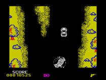 Spy Hunter ZX Spectrum 51
