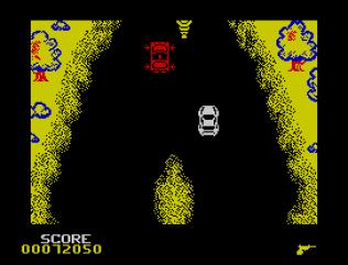Spy Hunter ZX Spectrum 54