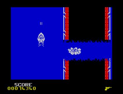 Spy Hunter ZX Spectrum 56