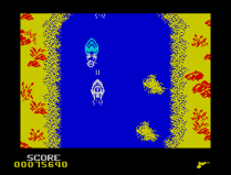 Spy Hunter ZX Spectrum 57