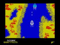 Spy Hunter ZX Spectrum 58