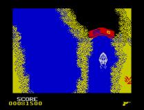 Spy Hunter ZX Spectrum 63