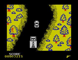 Spy Hunter ZX Spectrum 65