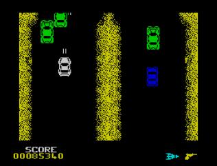Spy Hunter ZX Spectrum 66