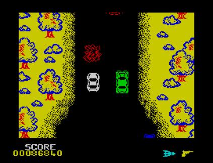 Spy Hunter ZX Spectrum 67