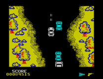 Spy Hunter ZX Spectrum 68