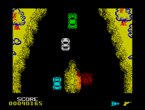 Spy Hunter ZX Spectrum 69