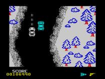 Spy Hunter ZX Spectrum 74
