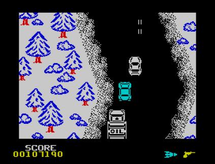Spy Hunter ZX Spectrum 75