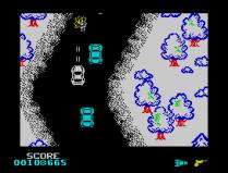 Spy Hunter ZX Spectrum 79