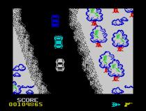 Spy Hunter ZX Spectrum 81