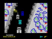 Spy Hunter ZX Spectrum 82