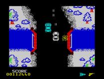 Spy Hunter ZX Spectrum 83
