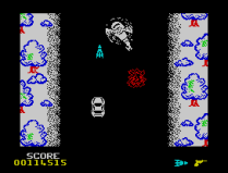 Spy Hunter ZX Spectrum 84