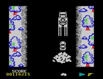 Spy Hunter ZX Spectrum 85