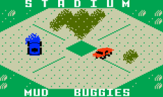 Stadium Mud Buggies Intellivision 01