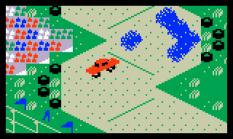 Stadium Mud Buggies Intellivision 06