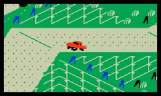 Stadium Mud Buggies Intellivision 11