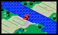 Stadium Mud Buggies Intellivision 12