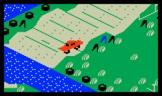 Stadium Mud Buggies Intellivision 13