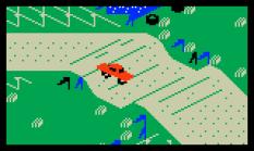 Stadium Mud Buggies Intellivision 15