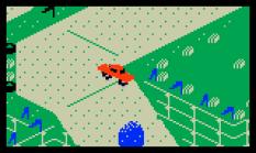 Stadium Mud Buggies Intellivision 16
