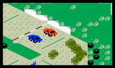 Stadium Mud Buggies Intellivision 19