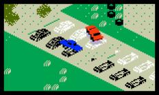 Stadium Mud Buggies Intellivision 21