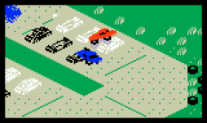 Stadium Mud Buggies Intellivision 22
