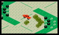 Stadium Mud Buggies Intellivision 24
