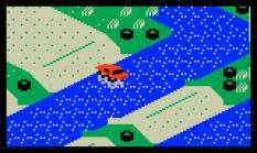 Stadium Mud Buggies Intellivision 25