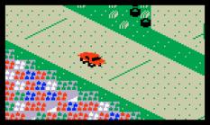 Stadium Mud Buggies Intellivision 26