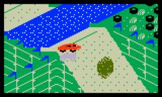 Stadium Mud Buggies Intellivision 27