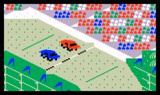 Stadium Mud Buggies Intellivision 30