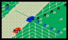 Stadium Mud Buggies Intellivision 32