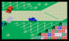 Stadium Mud Buggies Intellivision 34