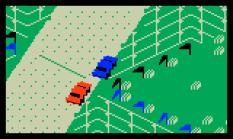 Stadium Mud Buggies Intellivision 35
