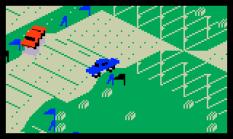Stadium Mud Buggies Intellivision 36