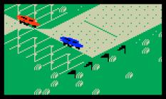 Stadium Mud Buggies Intellivision 37