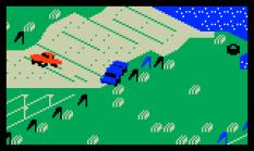 Stadium Mud Buggies Intellivision 39