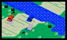 Stadium Mud Buggies Intellivision 40