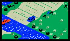 Stadium Mud Buggies Intellivision 41