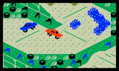 Stadium Mud Buggies Intellivision 42