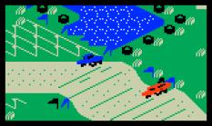 Stadium Mud Buggies Intellivision 44