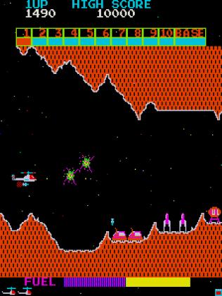 Super Cobra Arcade 12