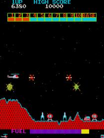 Super Cobra Arcade 32